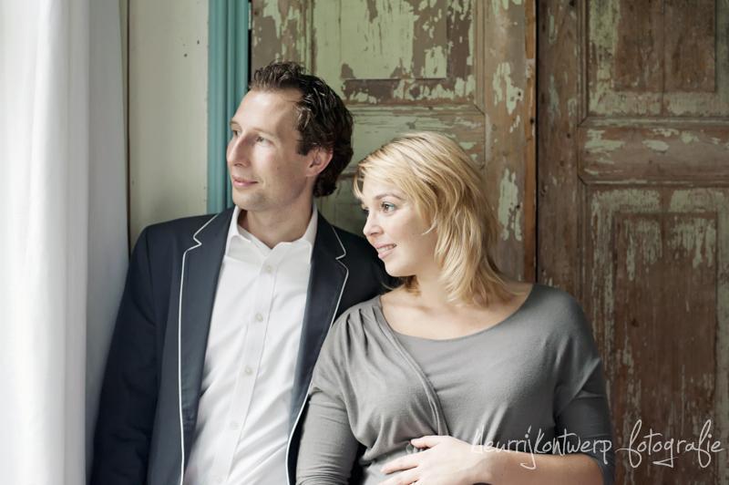 Zwangerschapsfotografie Rotterdam | Vanessa & Arjan
