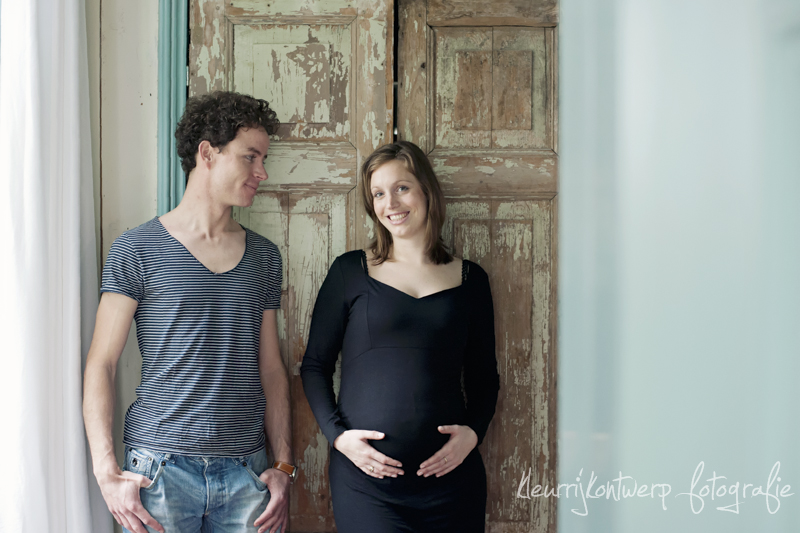 Zwangerschapsfotografie Utrecht | Hans & Martine
