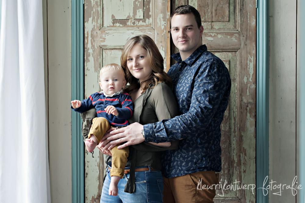 Familieportret | Dirkjan, Yuliya & Lev | Haarlem