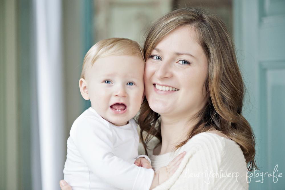 familieportret babyfotografie