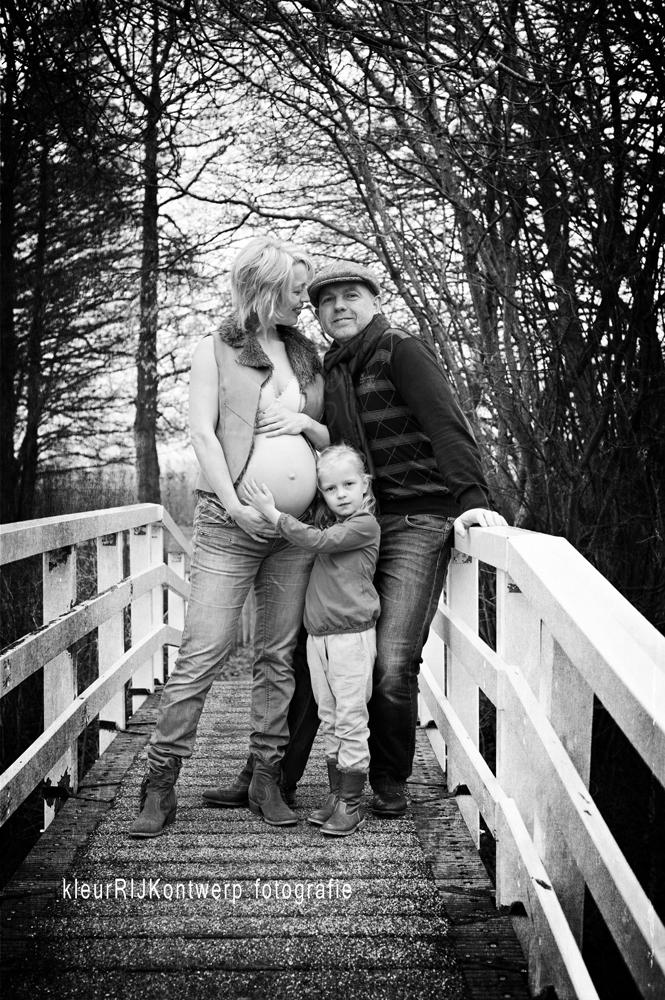 Zwangerschap Fotografie Noord Holland Buiten Kleurrijk