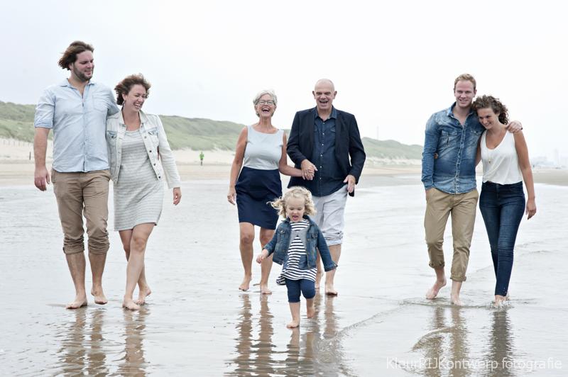 familiefotoshoot strand