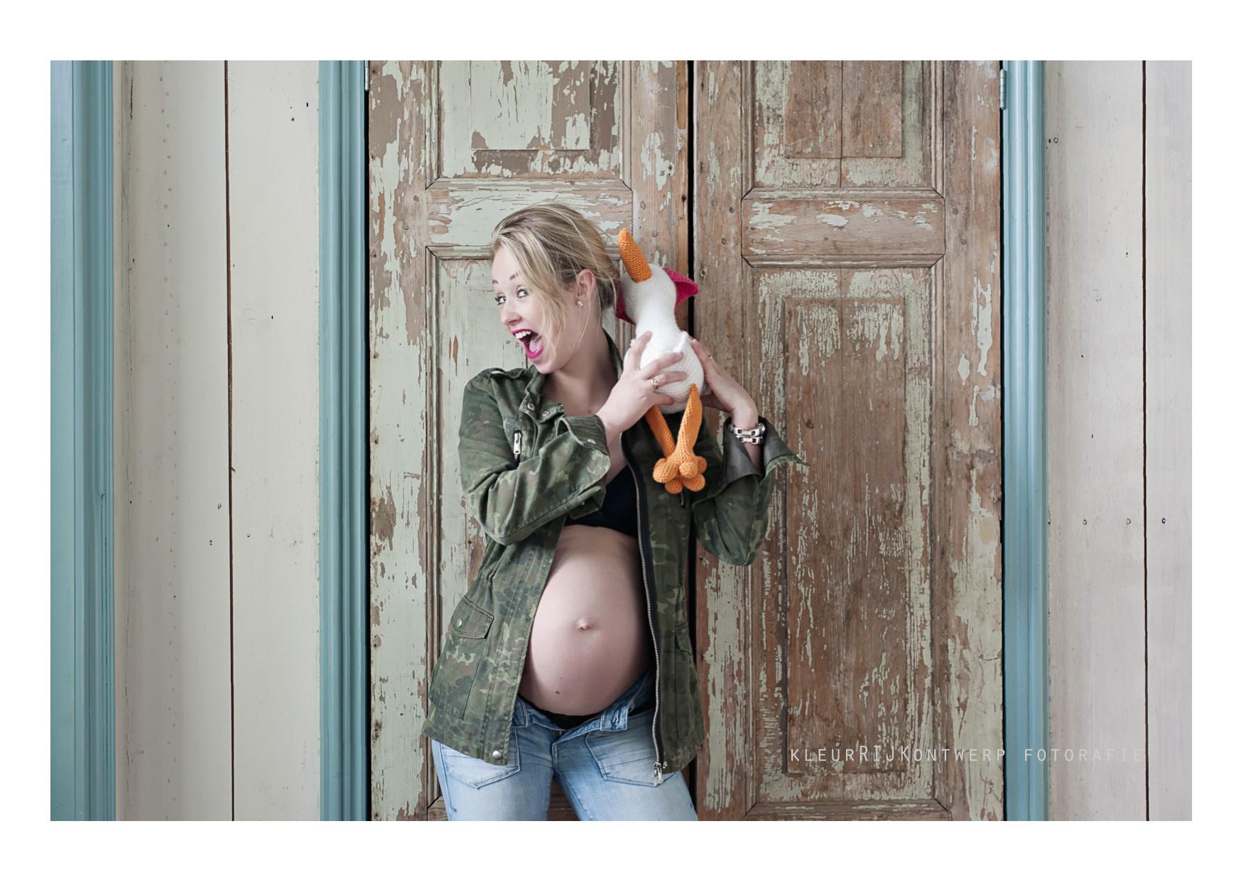 Zwangerschapsfotoshoot | Lief & Stoer