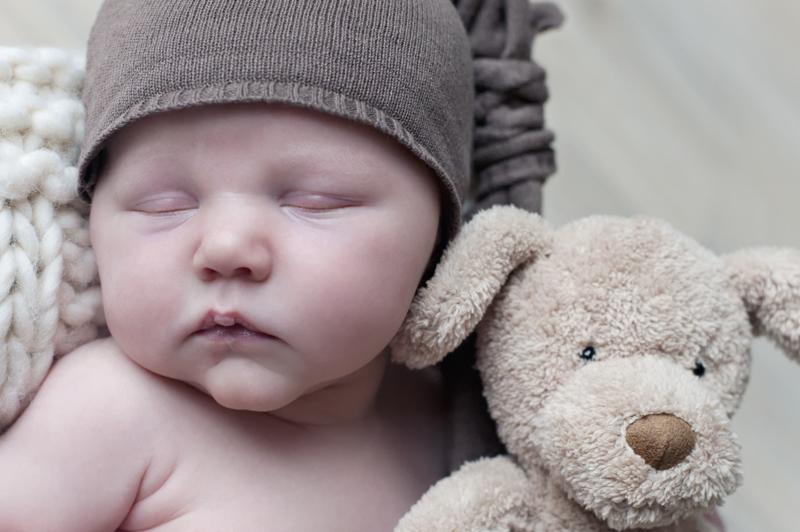 Newborn fotoshoot | baby Kjeld | Haarlem