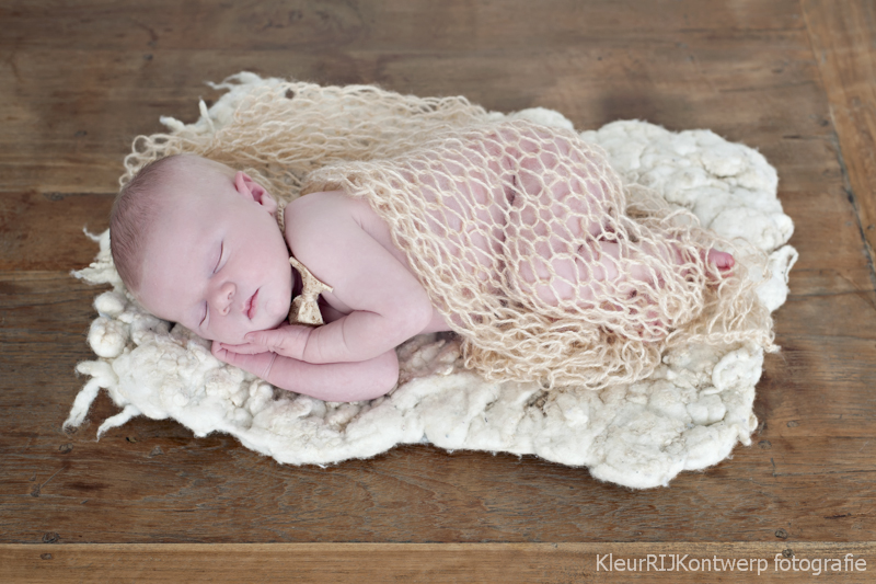 Newborn fotografie Oosthuizen Noord-Holland