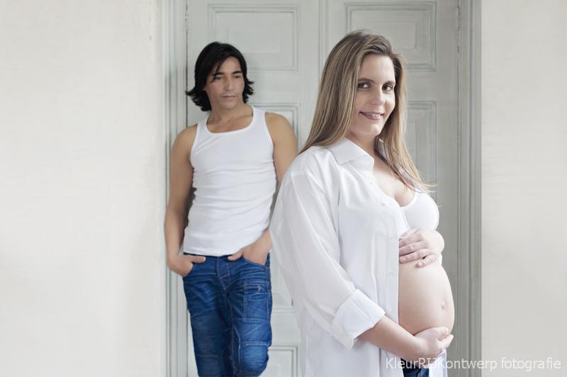 Zwangerschap fotografie Noord-Holland | Omer & Marijke