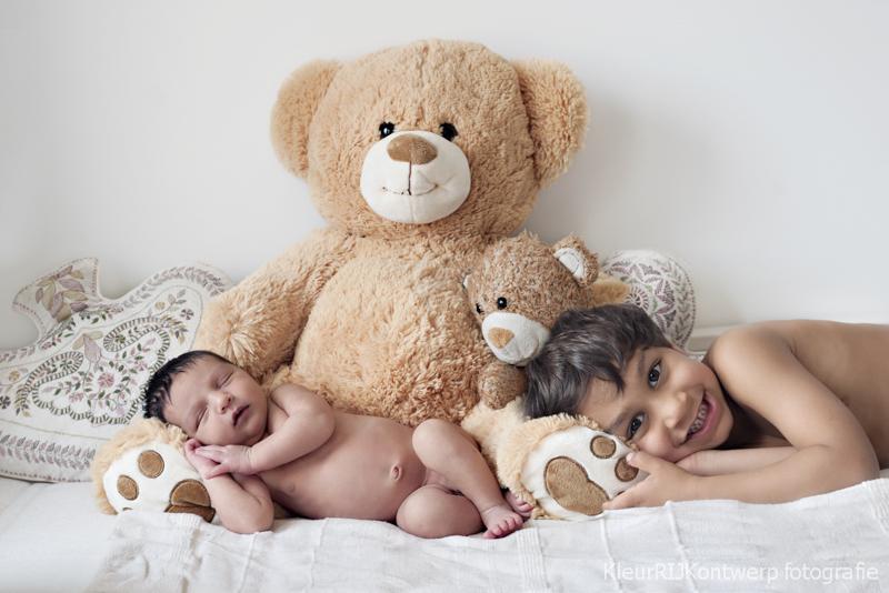 Newborn fotografie Noord-Holland | Baby Dante