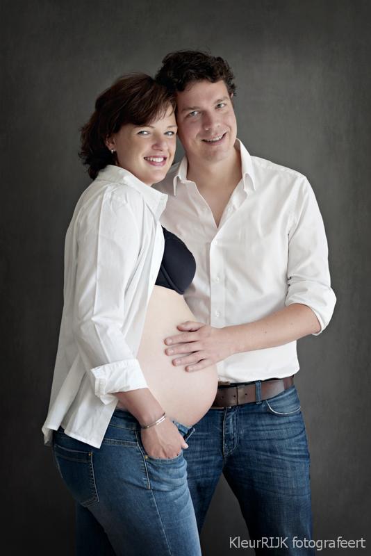 zwanger en newborn