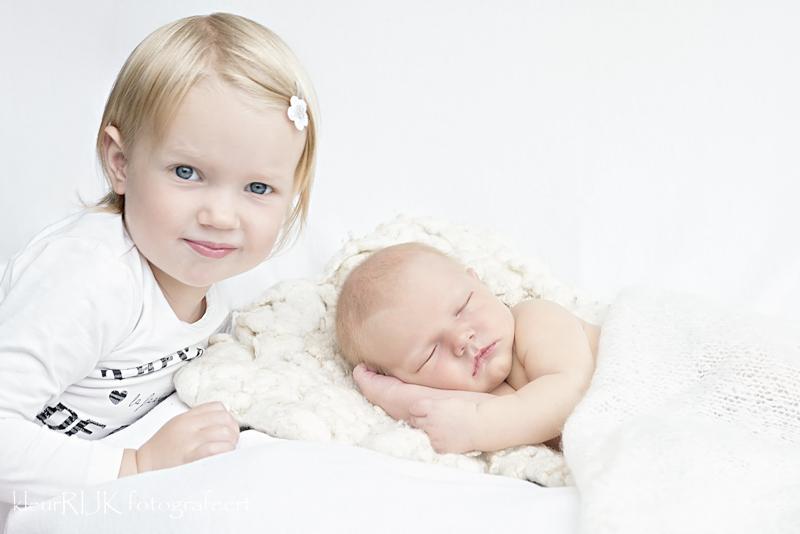 Newborn shoot aan huis | Baby Tygo