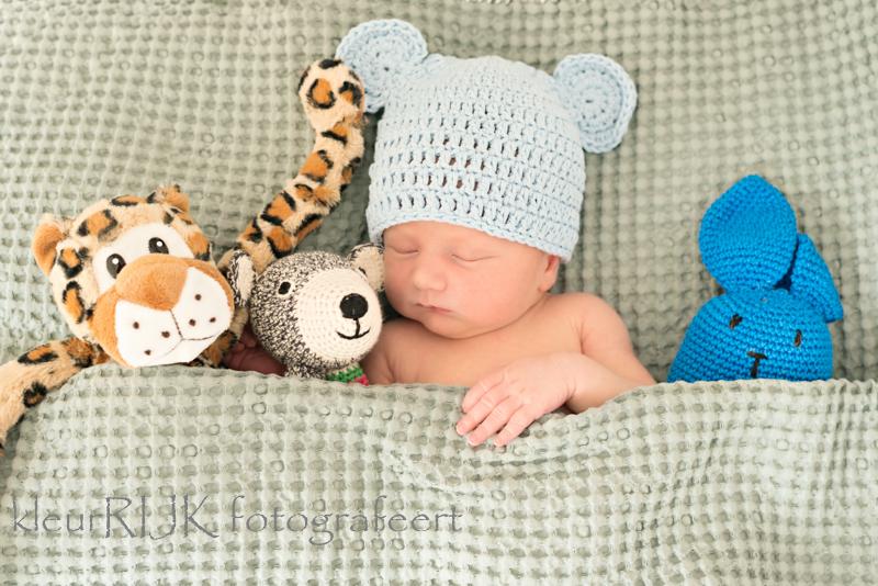 Newborn shoot baby jongen | Haarlem