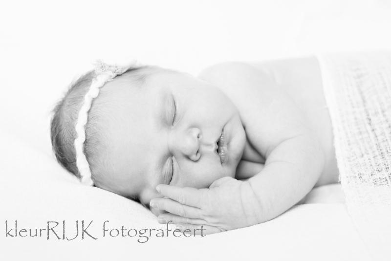 Newborn shoot uniek | Bente | Haarlem