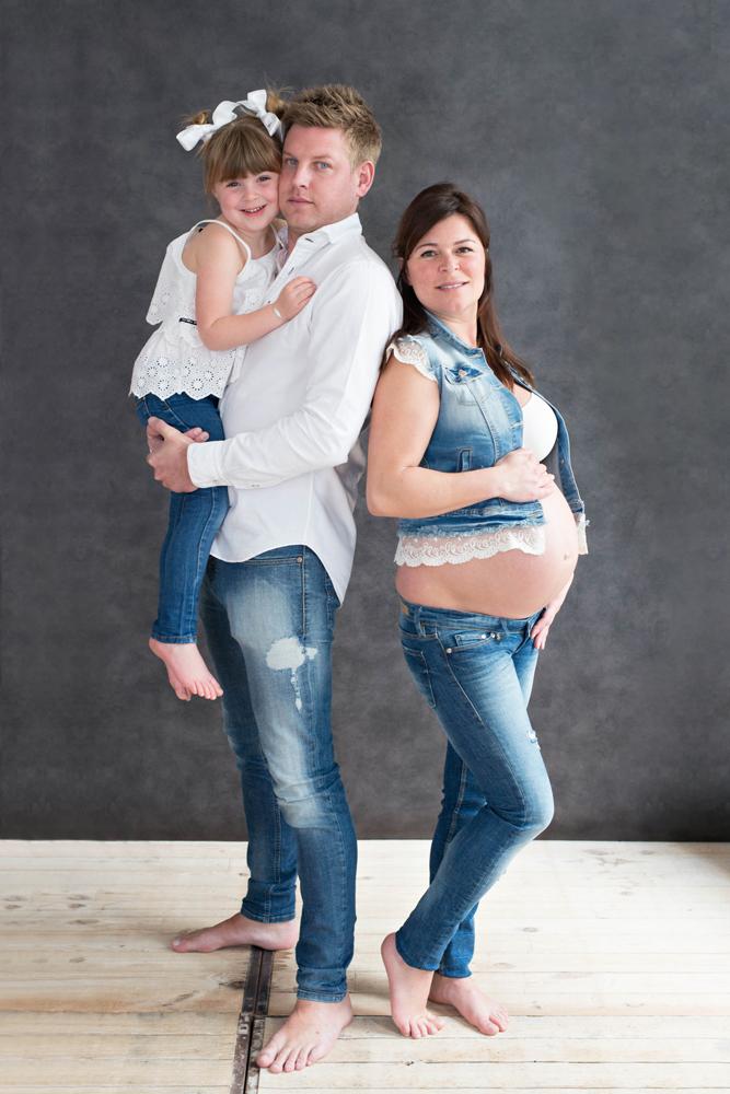 Lieve Zwangerschapsshoot