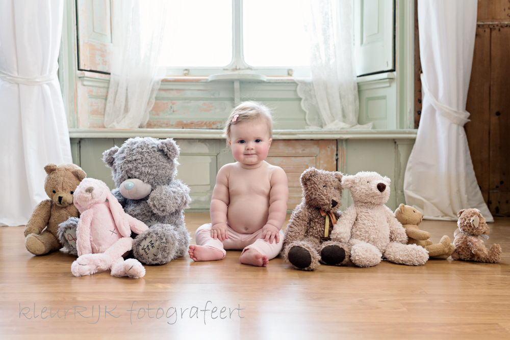 Baby fotografie Haarlem | Papa & Mama en Baby Nora