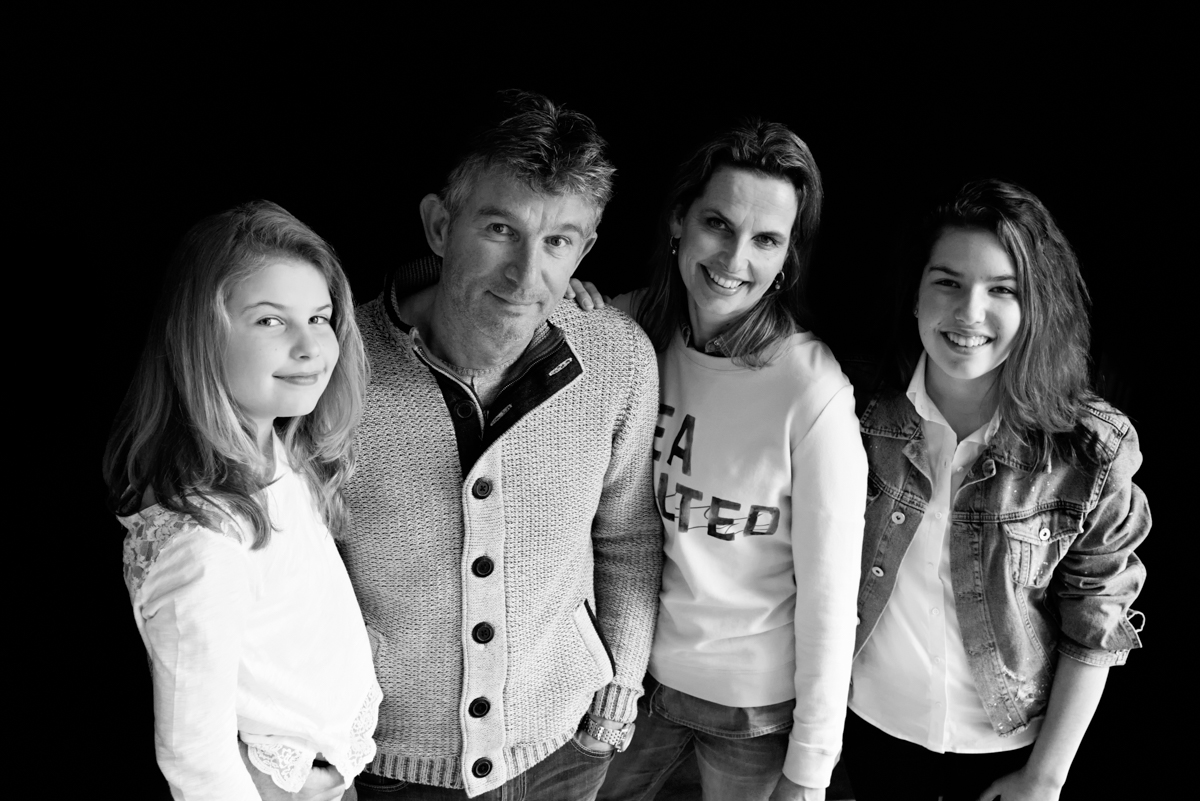 Familie fotoshoot Noord-Holland