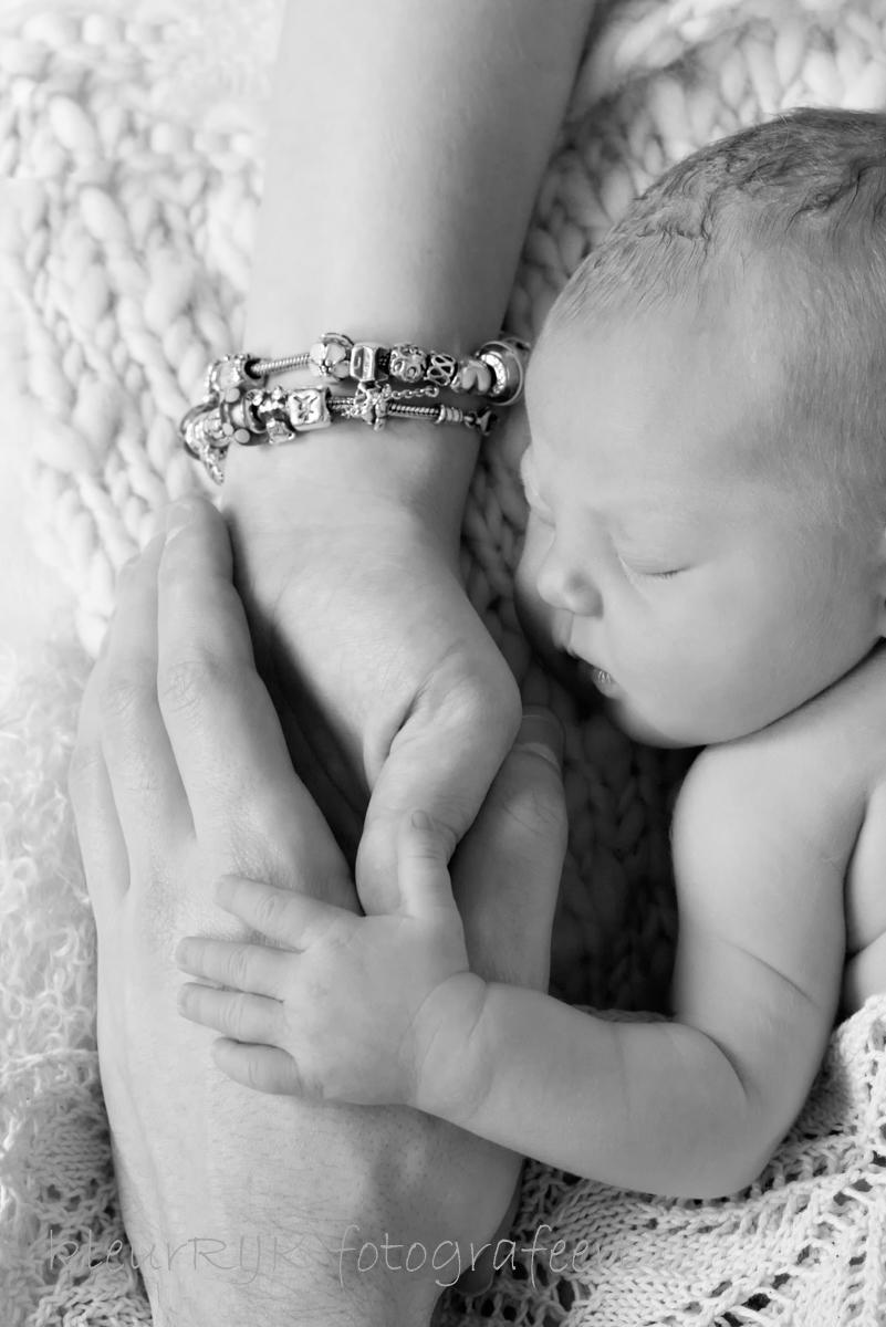 Lieve Newborn Fotoshoot alkmaar