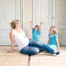 Zwangerschapsfotografie en in verwachting van je derde kindje | Noord-Holland