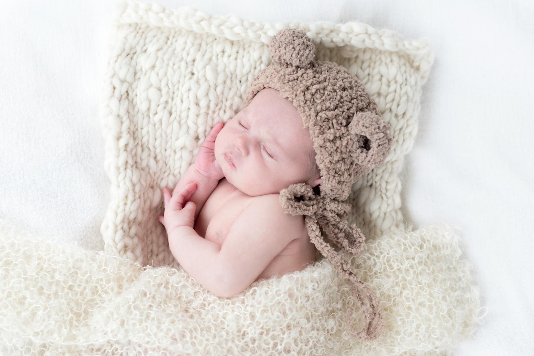 newbornshoot aan huis in zwaag