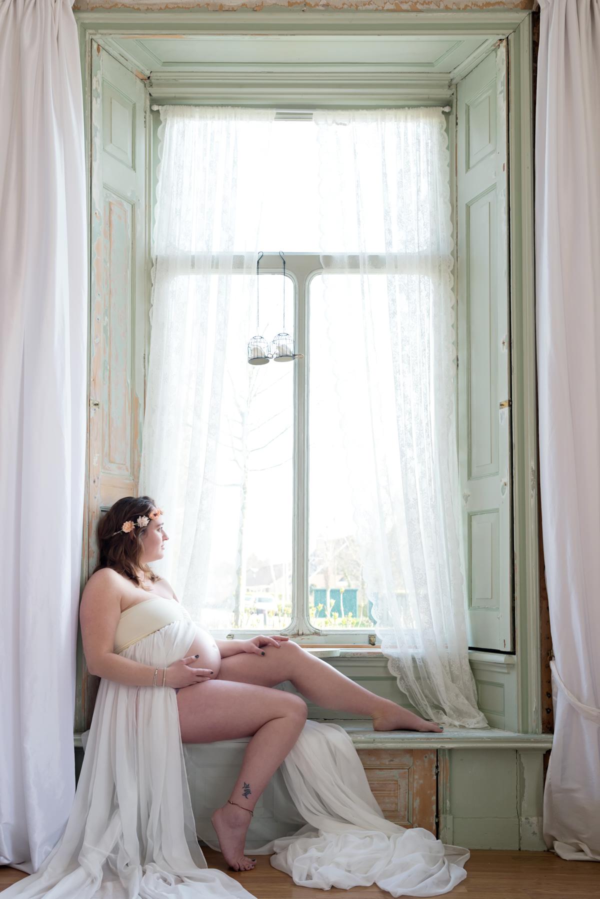 zwangerschapsfotografie haarlem
