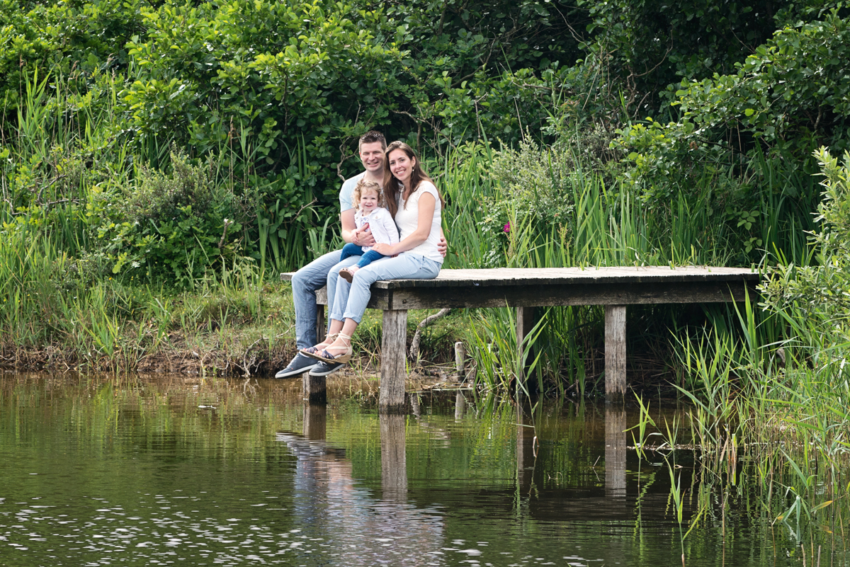 familieportret noord-holland