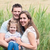 Familieportret in Noord-Holland | Fotoshoot op het strand van Petten