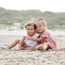 Familie strandshoot op een mooie zonnige dag | Noord Holland