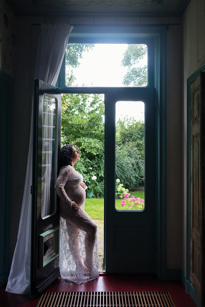 Zwangerschapsfotografie Vol Liefde en Passie