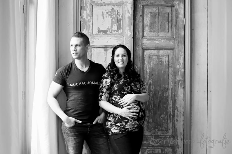 zwangerschapsfotografie stoer en lief