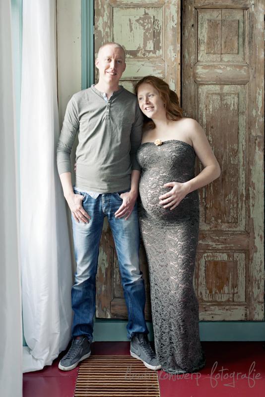 zwangerschapsfotografie samen met je partner