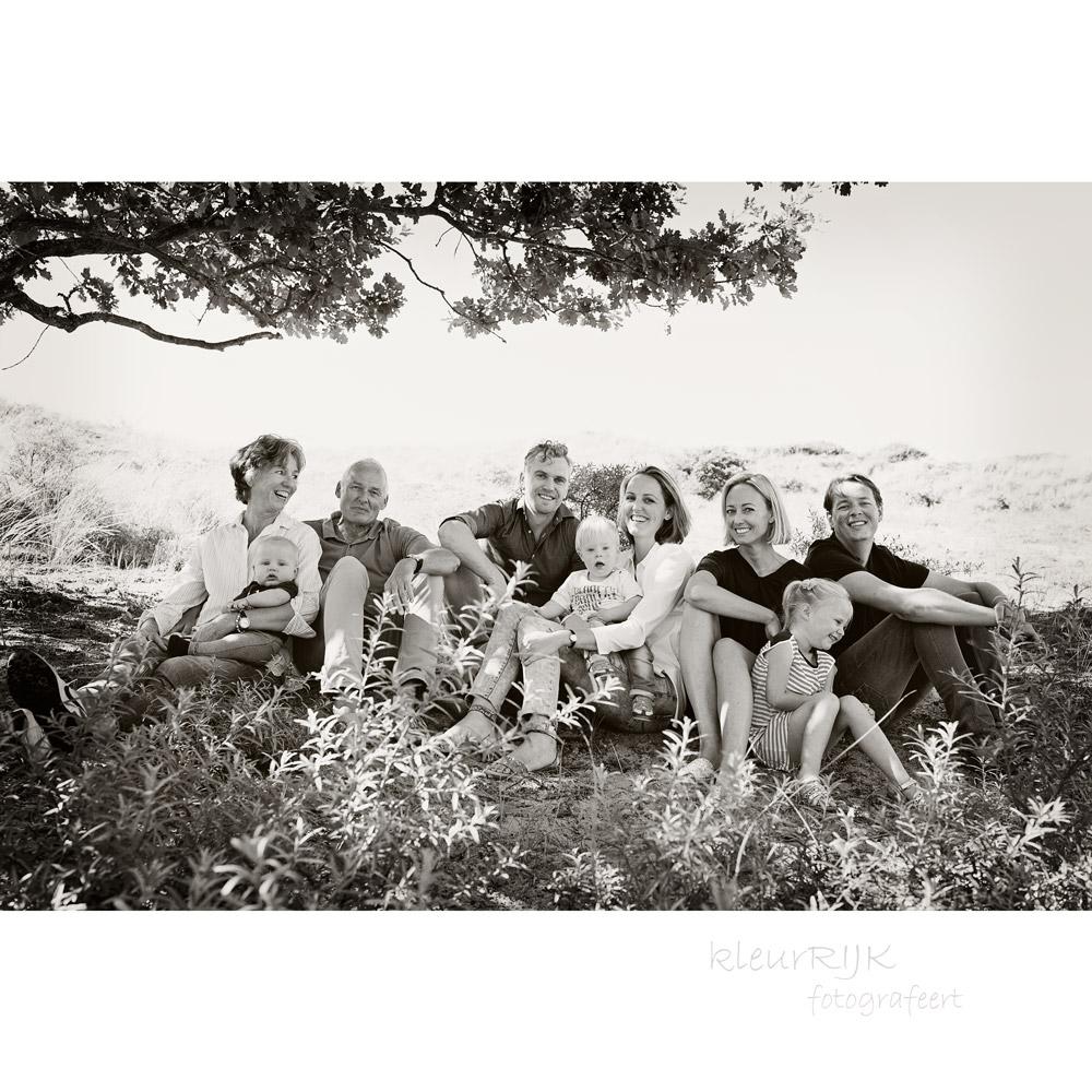 Familieshoot duinen