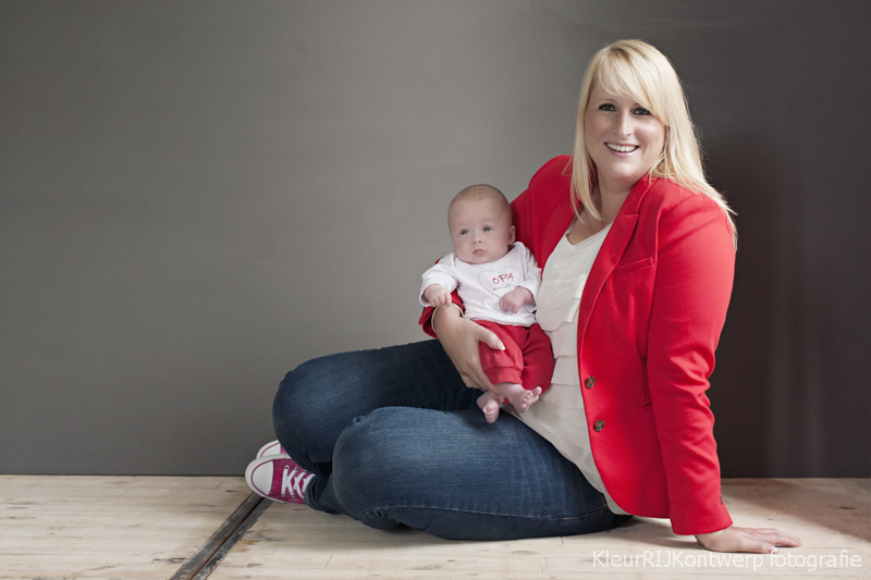 baby fotoshoot noord-holland