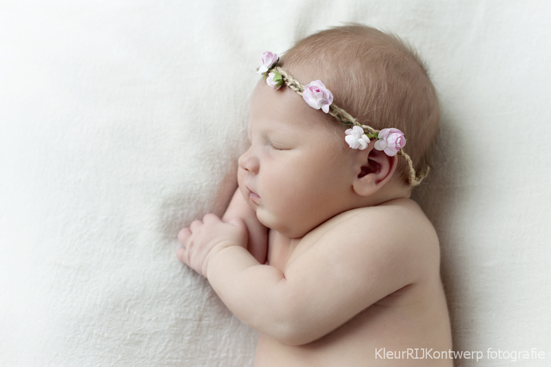 Newbornfotoshoot Noord-Holland