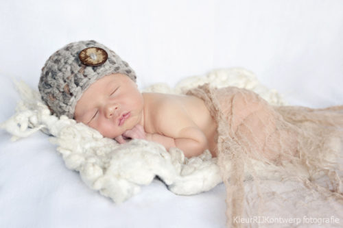 Newborn fotografie utrecht
