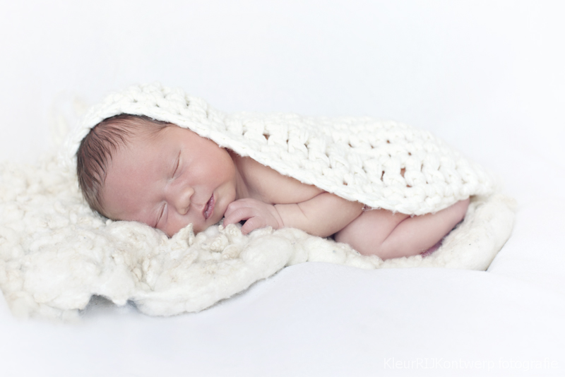 newbornfotosessie