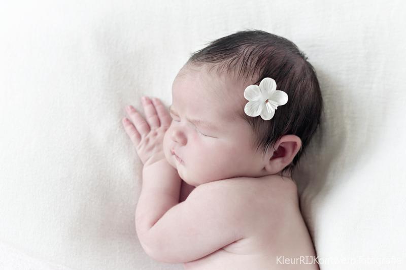 newborn fotografie aan huis