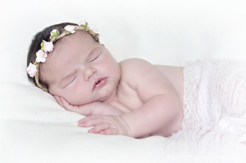 newbornfotografie aan huis