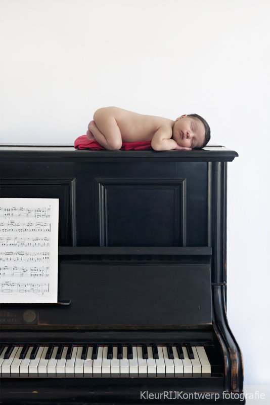 Newbornfotografie Noord-Holland