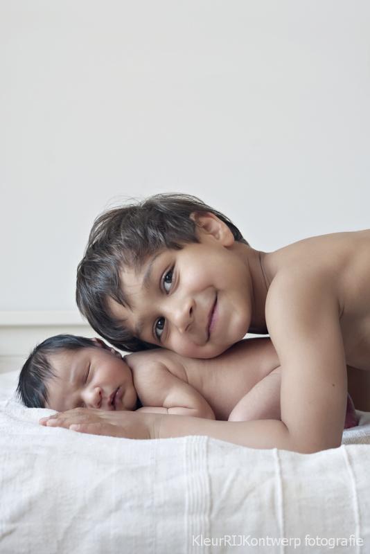 Newborn fotografie Noord-Holland