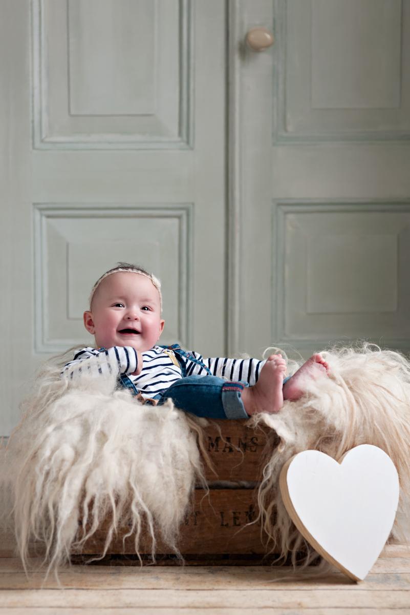 baby fotoshoot cadeaubon