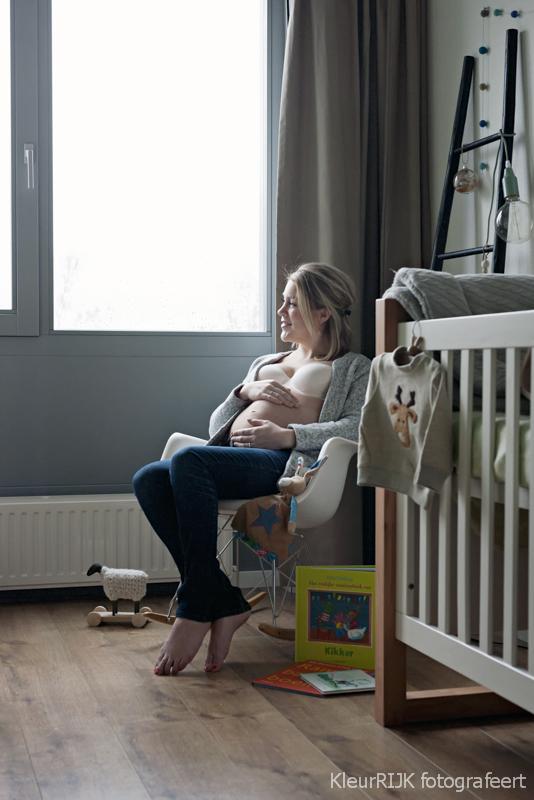 ZCombi Zwanger & Newborn Shoot
