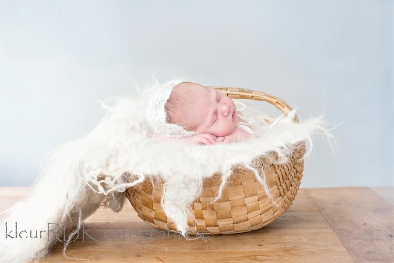 newborn shoot uniek