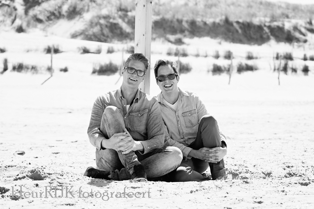 strandshoot Noord-Holland
