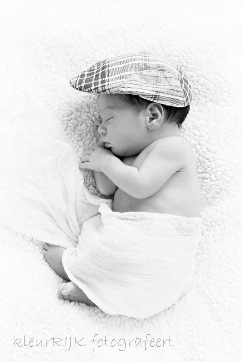 newborn shoot amsterdam