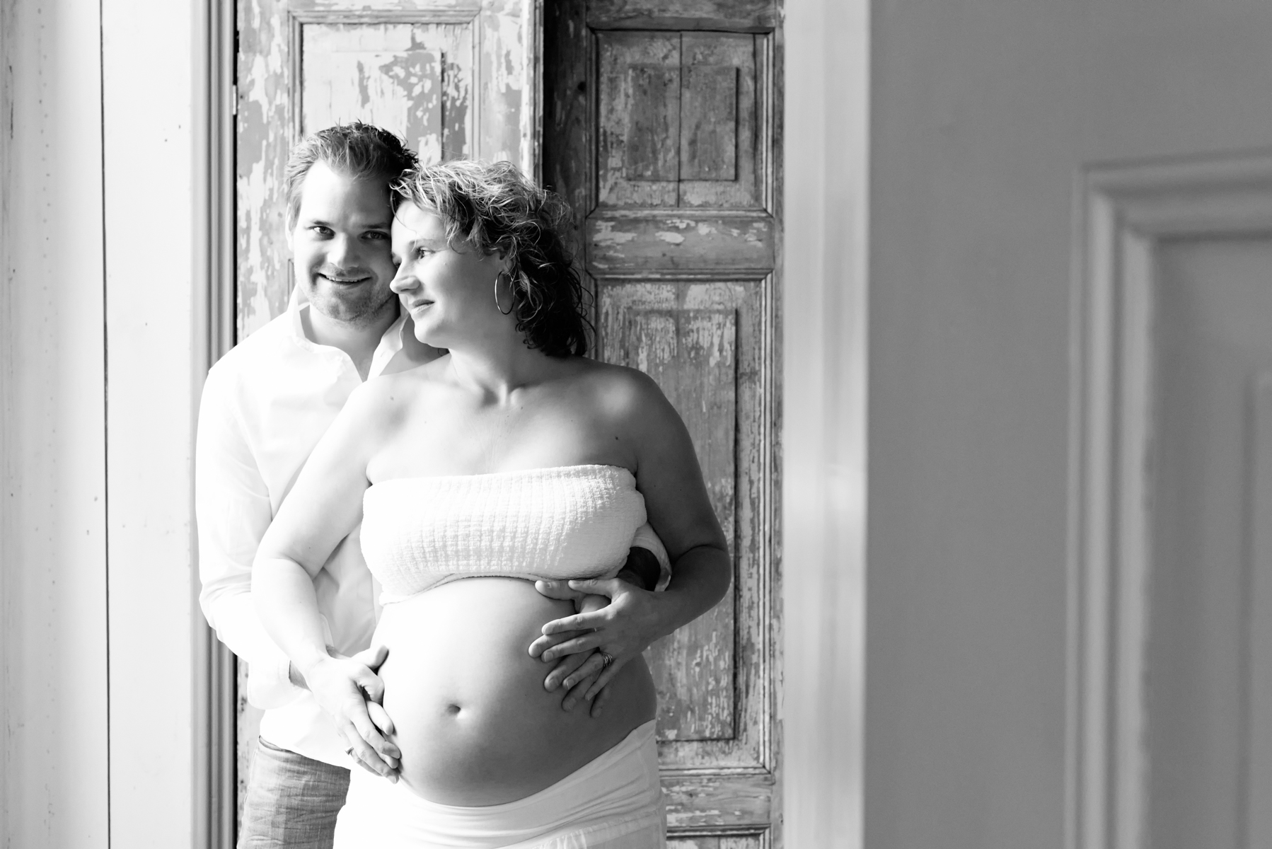zwangerschapssfotoshoot noord-holland