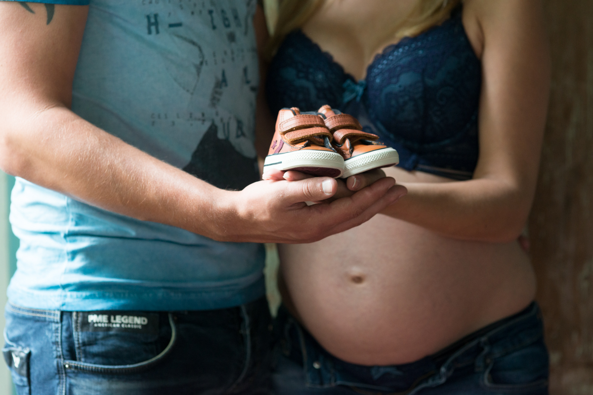 leuke zwangerschapsshoot