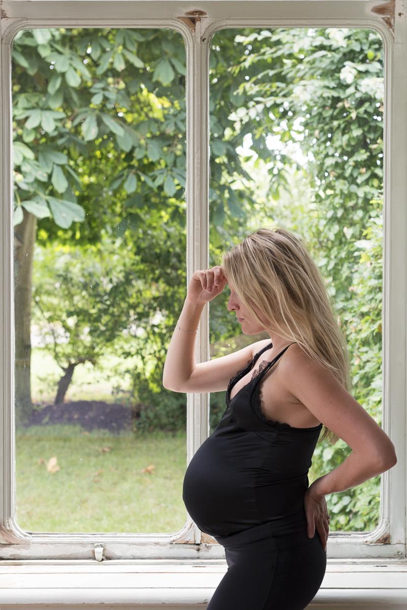 10 mooiste zwanger fotoshoot