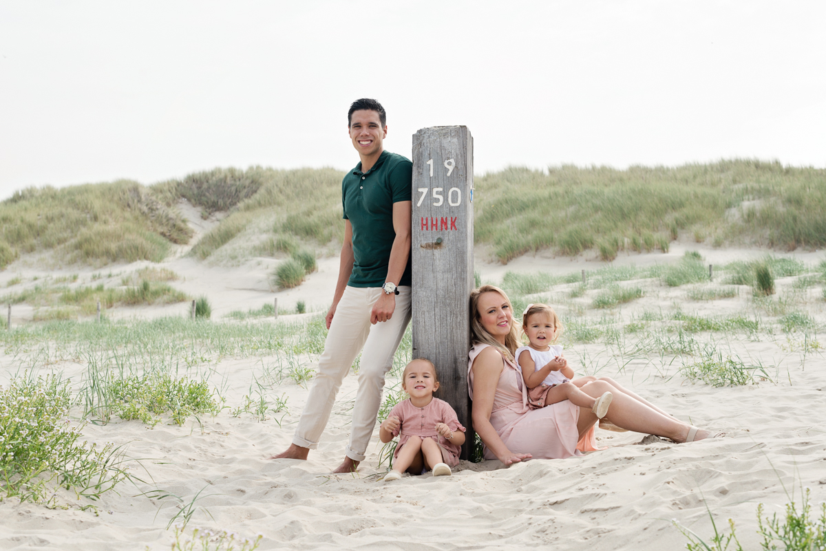 familie strandshoot