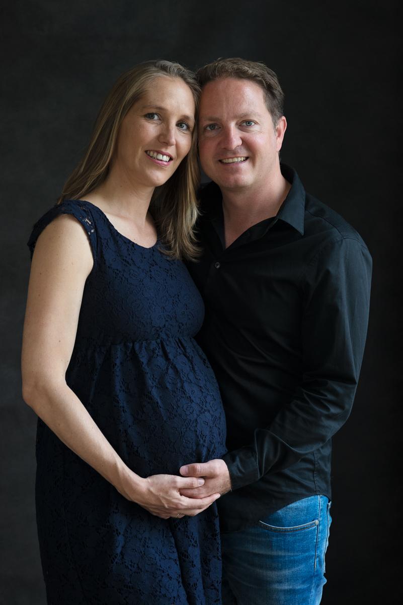 Zwangerschapsfotoshoot Trots op je buik | Amsterdam