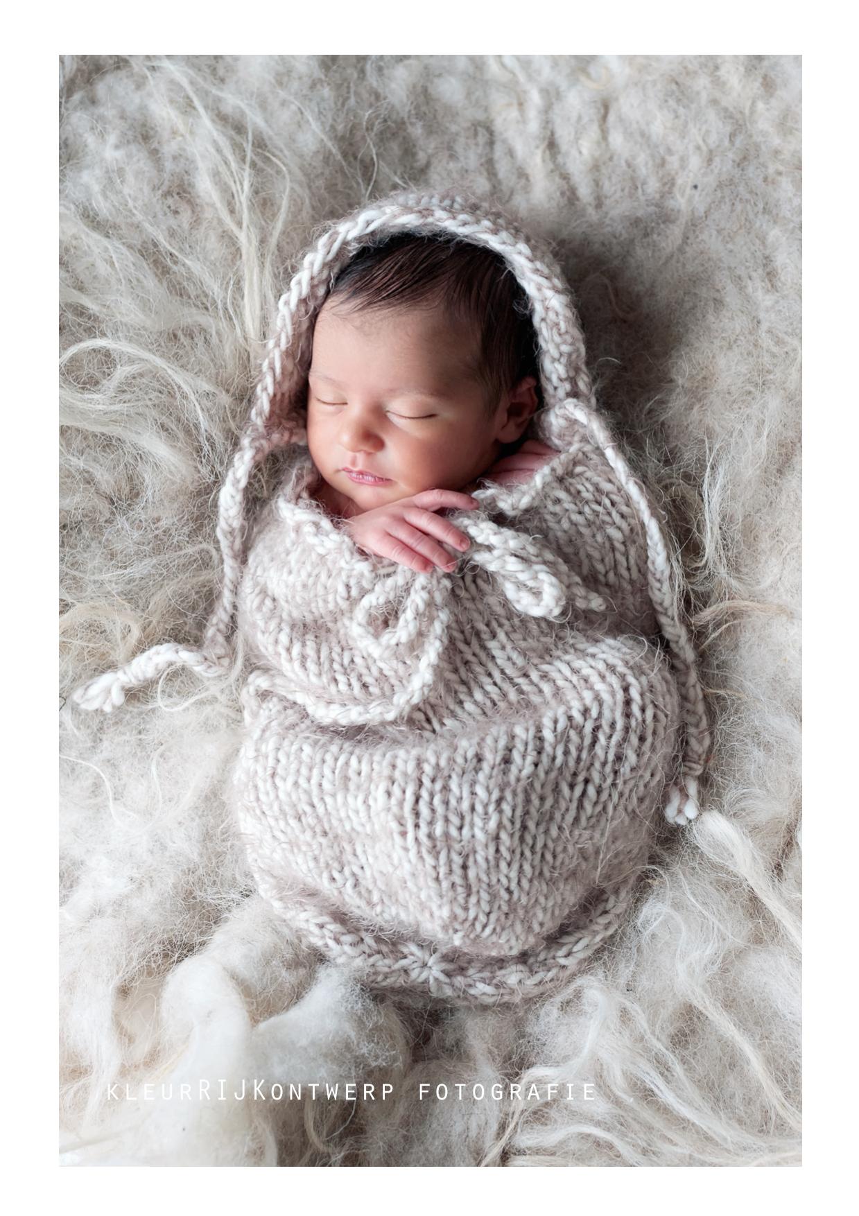 fotografie zwanger en newborn
