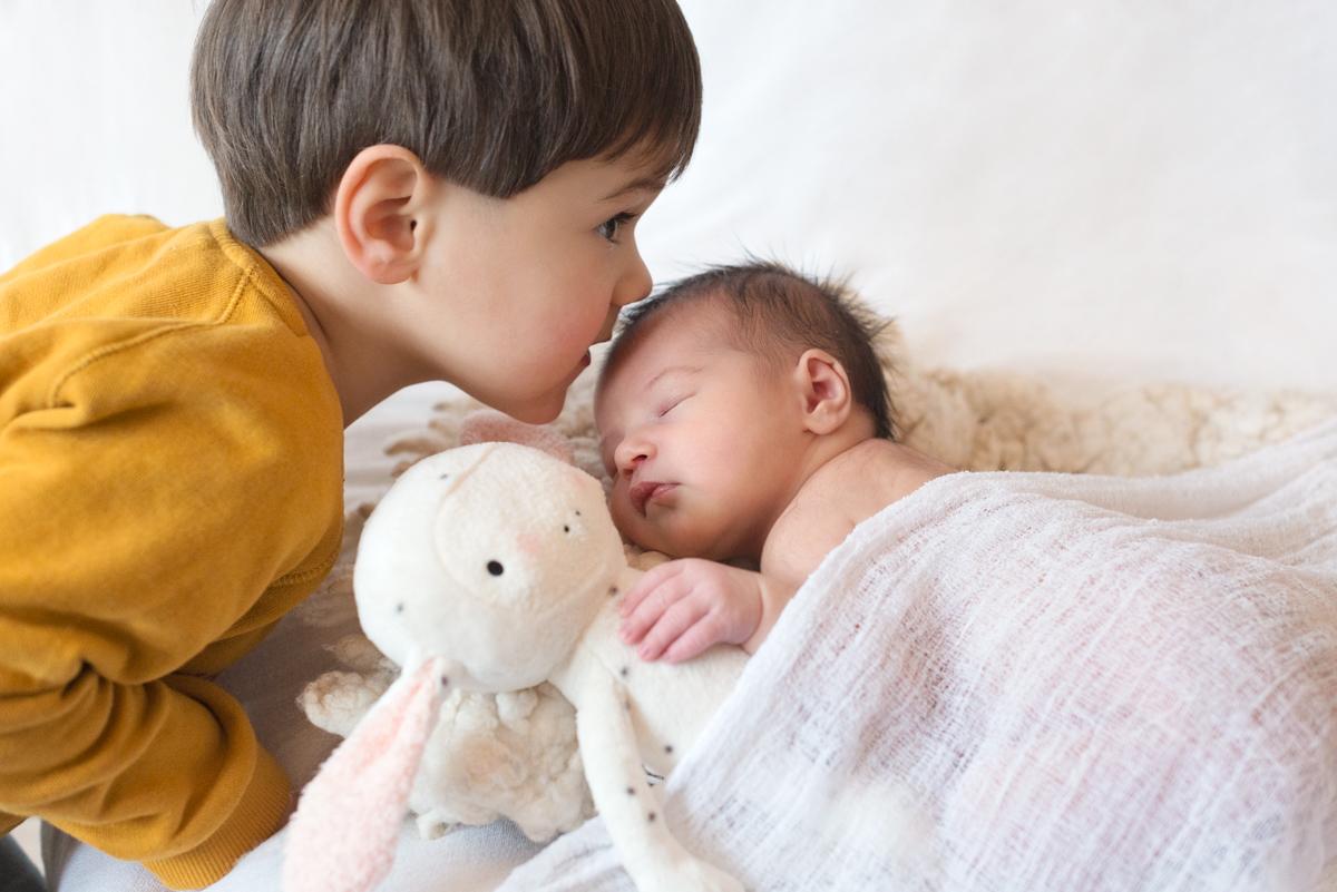 newborn fotografie bij je thuis