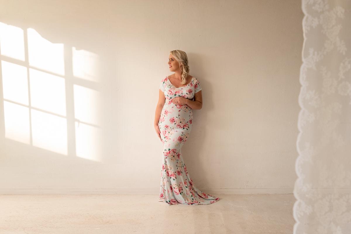 Zwangerschapsfotografie Industriële Studio